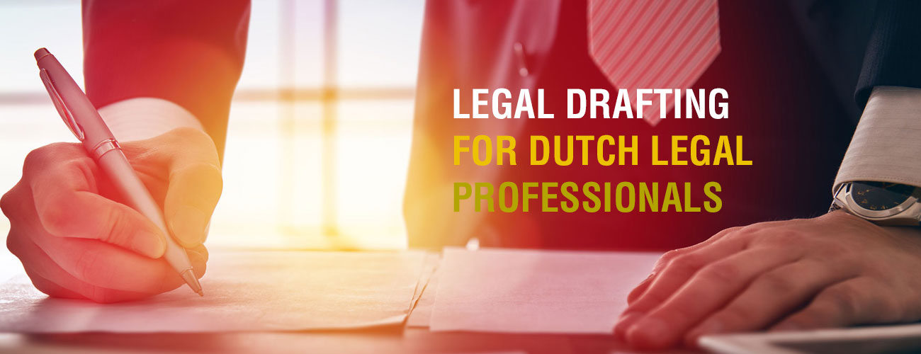 Mastering Legal Drafting For professionals